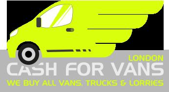 Cash For Vans - SELL YOUR VAN TODAY