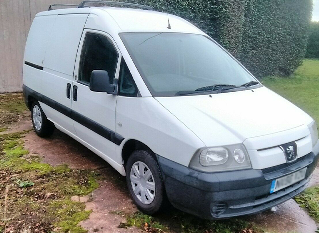 Scrap My Van Purley
